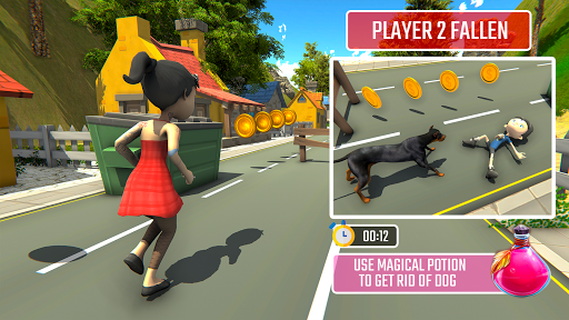 Double Trouble: Endless Robbery Free Running Game  screenshots 5