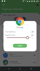 Brightness Manager APK – brightness per app manager 2
