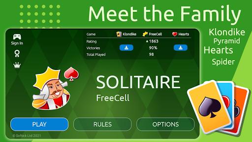 FreeCell Solitaire  screenshots 18