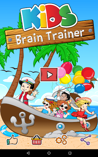 Kids Brain Trainer (Preschool) 2.8.0 screenshots 7