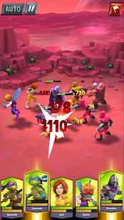 TMNT: Mutant Madness Mod Apk