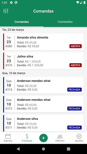 Gendo Profissionais - Agenda online android2mod screenshots 4