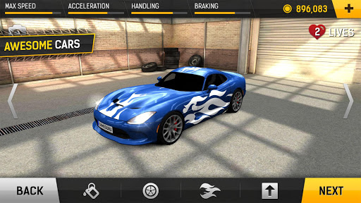 Racing Fever 1.7.0 screenshots 10