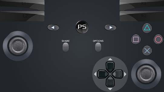 ShockPad  Virtual PS5/ PS4 Remote Play Dualshock Apk Download New 2021 3