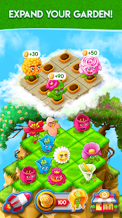 Blooming Flowers : Merge Flowers : Idle Game