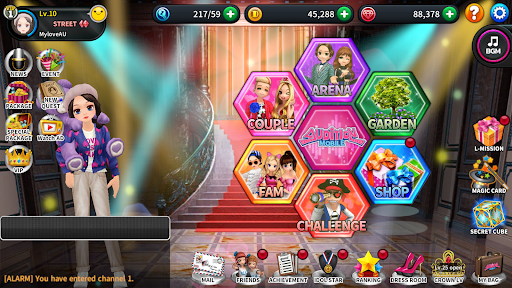 Audition M - K-pop, Fashion, Dance and Music Game  screenshots 13