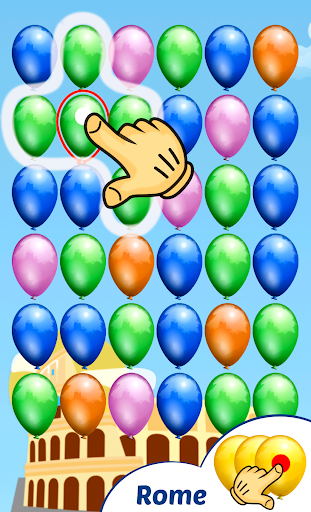 Boom Balloons - match, mark, pop and splash modavailable screenshots 4