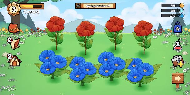 Kim's Garden Mod Apk 1.0.2 (Unlimited Money) 2