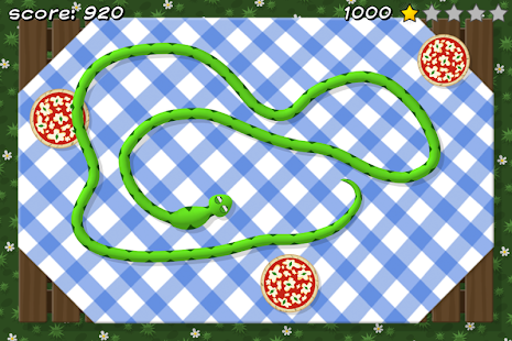 Pizza Snake Screenshot