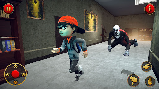 Scary Teacher 2021 - Adventure School Game apkpoly screenshots 7