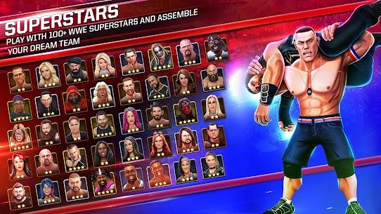 WWE Mayhem Mod Apk 1.33.132 [Unlimited money](100% Working, tested!) 4