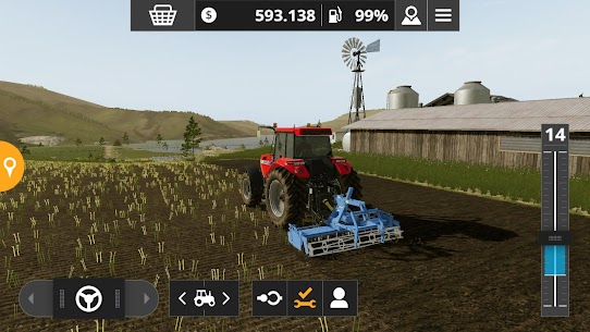 Farming Simulator 20 Mod Apk Download (Unlimited Money) 8