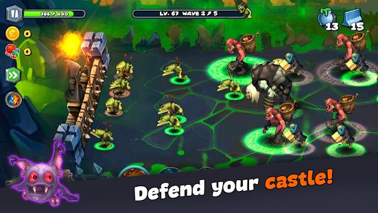 Magic Siege - Castle Defender 1.95.39 screenshots 1