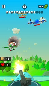 Sky Attack MOD APK 1.0.8 (Ads Free) 1