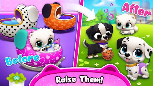 FLOOF - My Pet House - Dog & Cat Games  screenshots 8