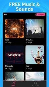 Intro Maker music intro video editor v3.2.2 MOD APK 5