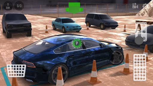 Real Car Parking : Driving Street 3D apktram screenshots 4
