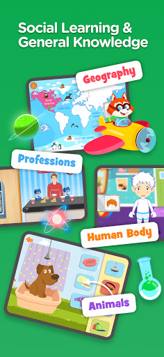Kiddopia: Preschool Education & ABC Games for Kids  screenshots 6
