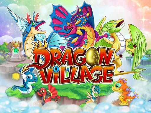 DRAGON VILLAGE -city sim mania 12.06 screenshots 1