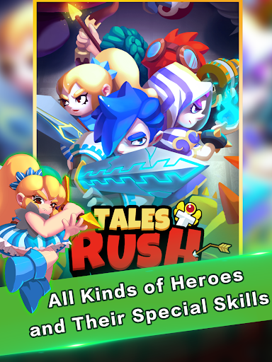 Tales Rush! screenshots 1