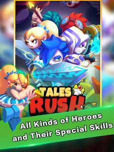 Baixar Tales Rush! MOD APK 1.5.4 – {Versão atualizada} 1