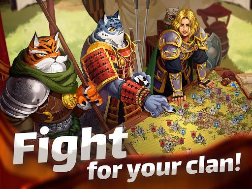 Million Lords: Kingdom Conquest - Strategy War MMO 2.4.7 screenshots 10