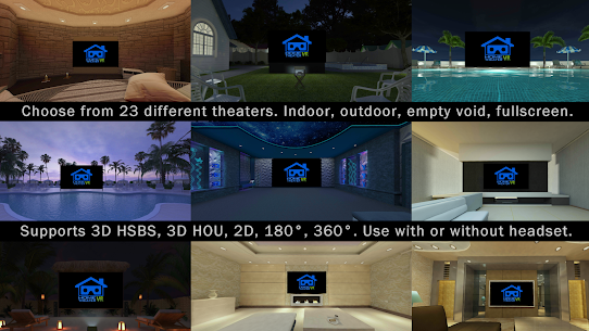Home Theater VR APK Download For Android 1