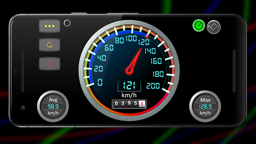 DS Speedometer & Odometer 7.02 Screenshots 2
