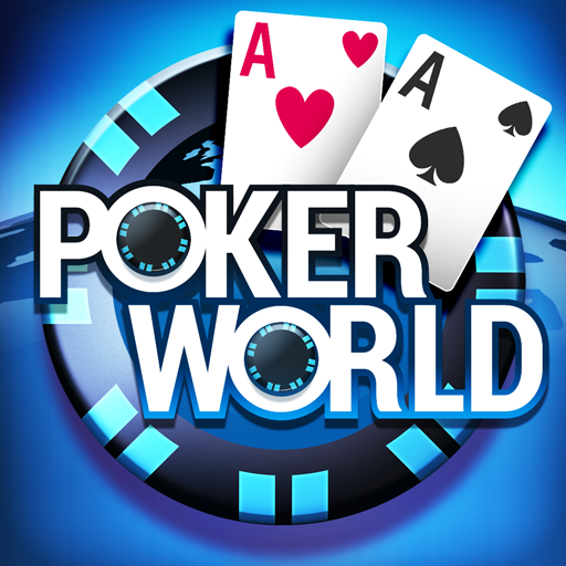 Poker World Offline Texas Holdem Apps On Google Play