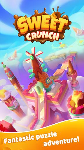 Sweet Crunch - Matching, Blast Puzzle Game 1.2.4 screenshots 1