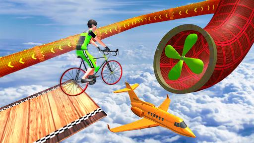 BMX Cycle Freestyle Race 3d  screenshots 14