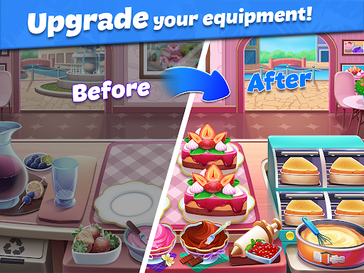 Food Voyage: New Free Cooking Games Madness 2021  Pc-softi 14