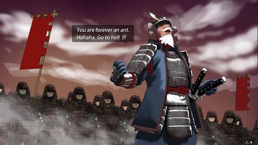 Samurai 3: RPG Action Fighting - Goddess Legend apktreat screenshots 2