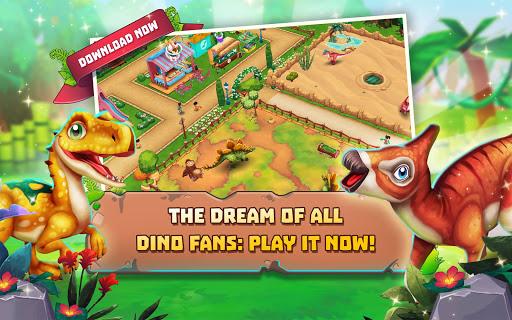 Dinosaur Park u2013 Primeval Zoo apkpoly screenshots 12