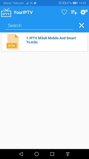 Foto do YourIPTV - Your favorite IPTV player (.M3U .TS)
