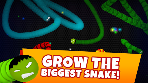 Snaky .io - Fun Multiplayer Slither Battle 5.3 screenshots 1