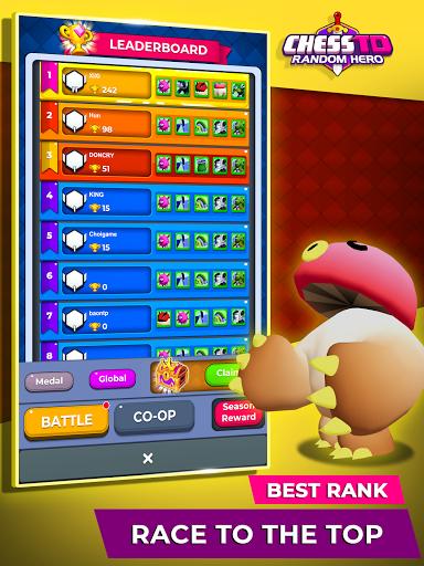 Chess TD - Random Hero apkdebit screenshots 19