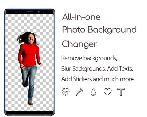 Photo Background Changer- Photo Editor- Eraser App  screenshots 1