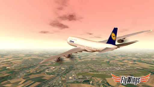 Flight Simulator 2015 FlyWings Free 2.2.0 screenshots 17