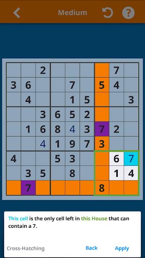 Sudoku - Free Classic Sudoku Puzzles 2.10.23 screenshots 8