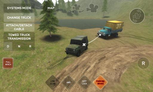 Dirt Trucker: Muddy Hills  screenshots 1
