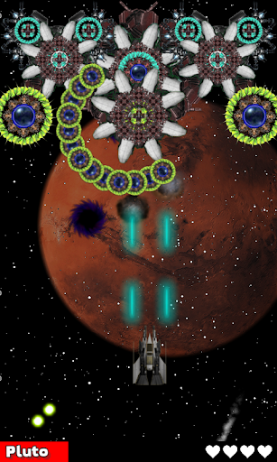 Spaceship Wargame 1 : Alien Shooter 3.8.95 screenshots 19