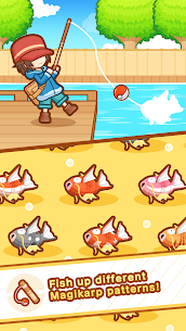 Pokémon  Magikarp Jump Apk 4
