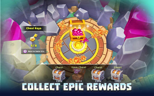 Summon Revolt: Magic Battle apkpoly screenshots 11