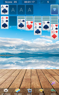 Solitaire Card Games Free 1.0 APK screenshots 23