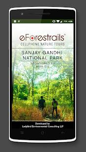 eForestrails - SGNP
