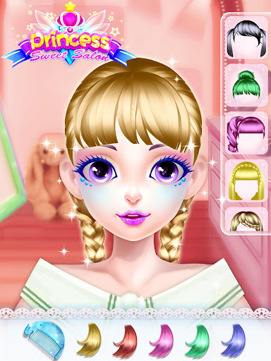 Princess Dress up Games - Princess Fashion Salon 1.30 Screenshots 5