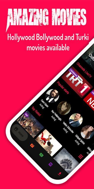 Vflix: Stream Live Tv, Movies, TV Shows And More  poster 5