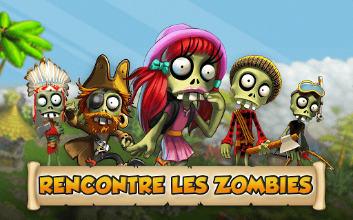 Télécharger Zombie Castaways mod apk screenshots 5