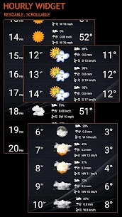 Weather Services PRO v5.0 MOD APK 3